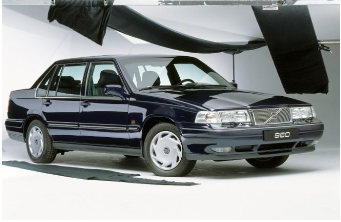 Volvo 960 1990 B