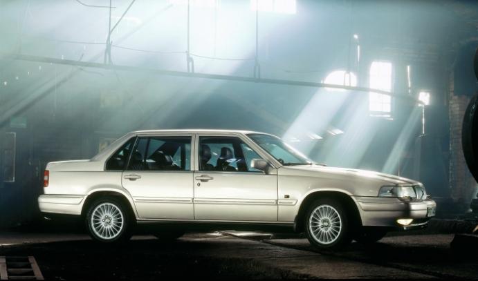 Volvo 960 1990 c