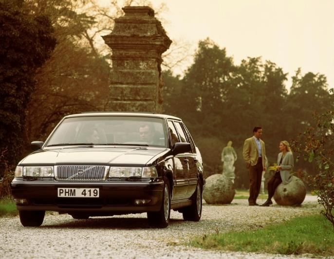 Volvo 960 1990 d