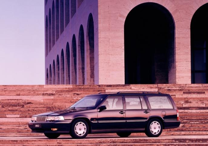 Volvo 960 1990 e