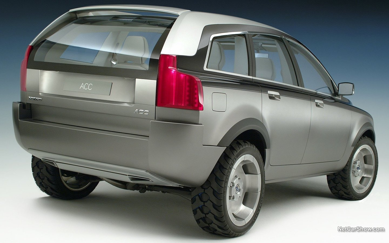 Volvo ACC Concept 2001 70630737