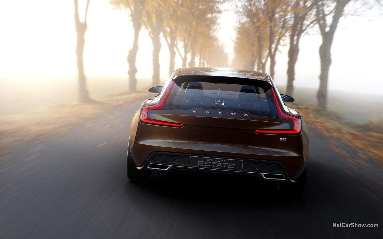 Volvo Estate Concept 2014 08452bef