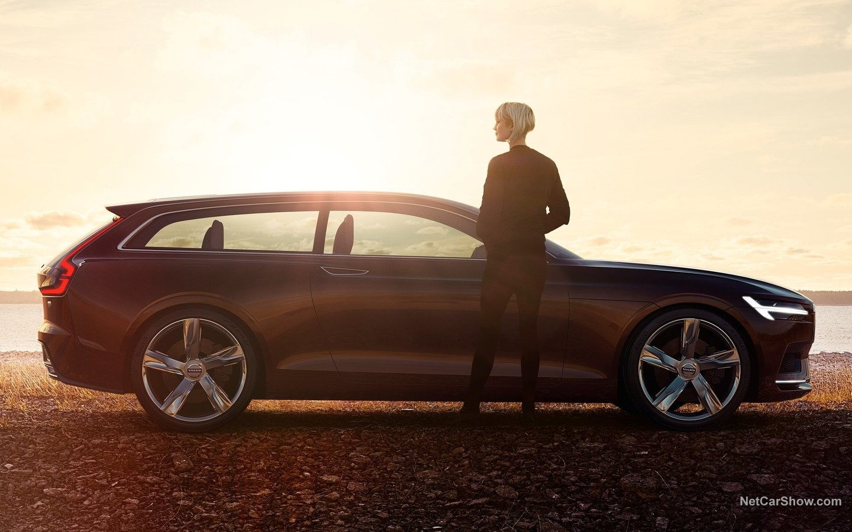 Volvo Estate Concept 2014 bba01981
