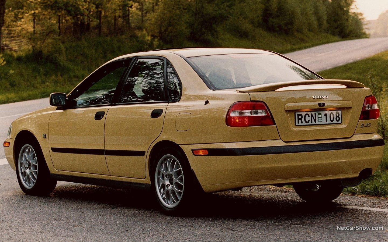 Volvo S40 2001 56104734