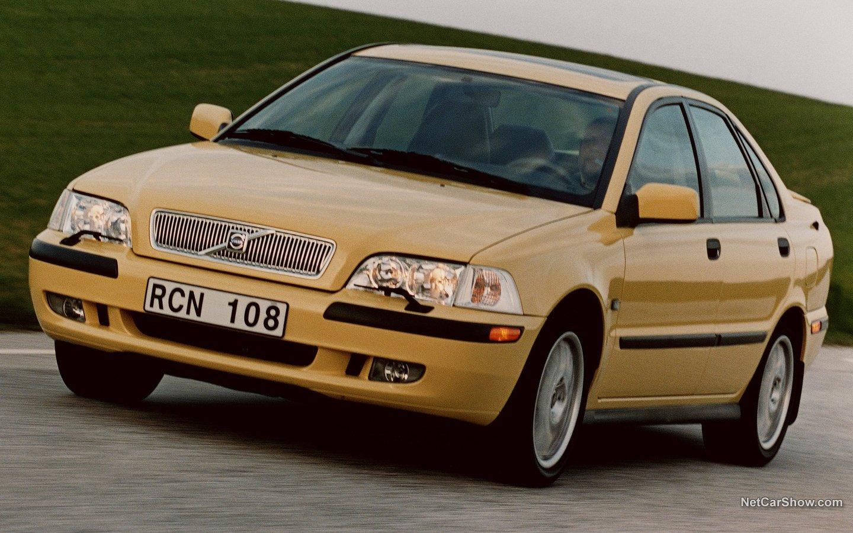 Volvo S40 2001 fa90e516