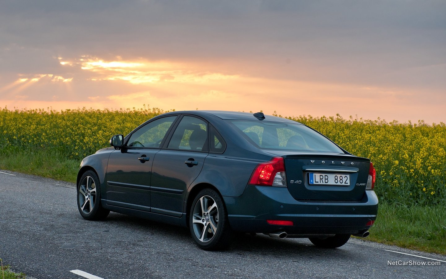 Volvo S40 2008 acc61f9a