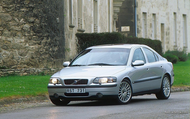 Volvo S60 2000 37706be7