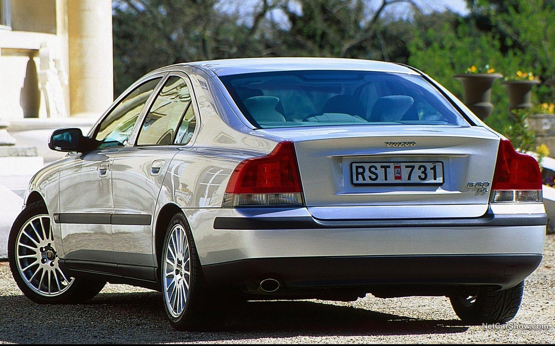 Volvo S60 2000 e731f3ad