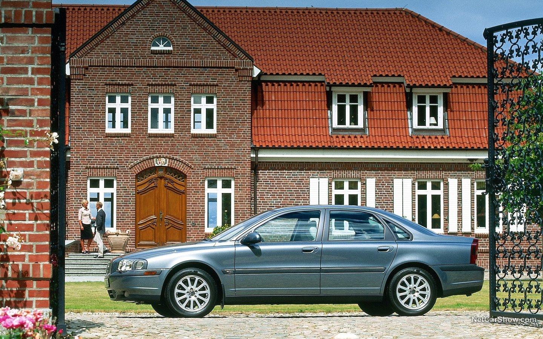 Volvo S80 2001 9c915b11