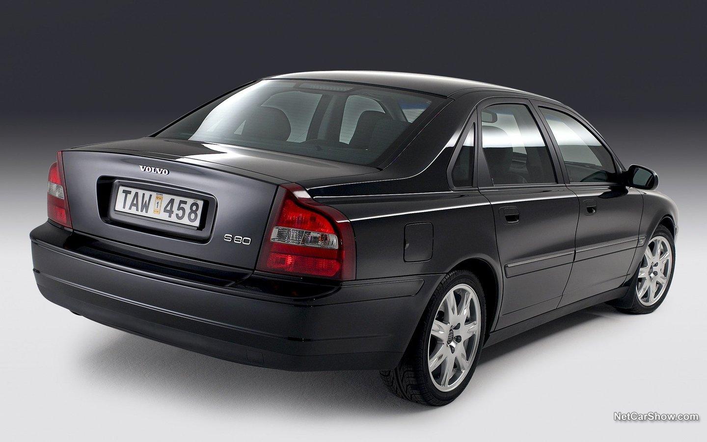 Volvo S80 2001 bf96ba81
