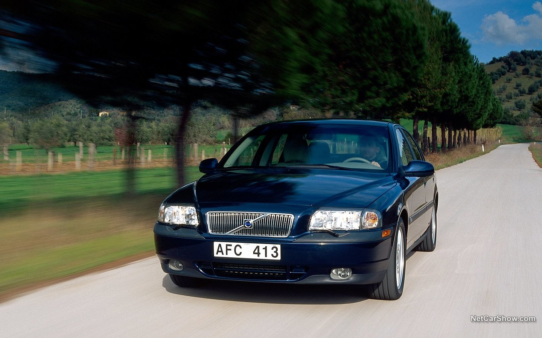 Volvo S80 2001 e08db6d9