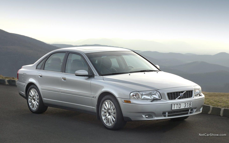 Volvo S80 2003 11248887