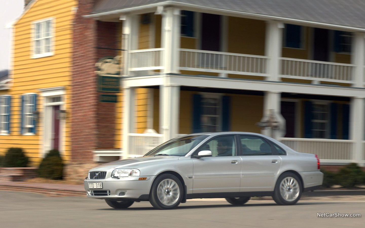 Volvo S80 2003 253f6be1