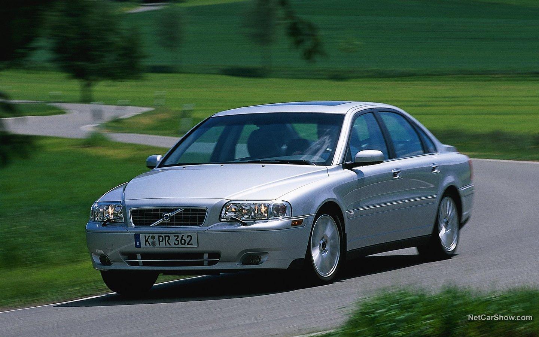 Volvo S80 2003 72c06889