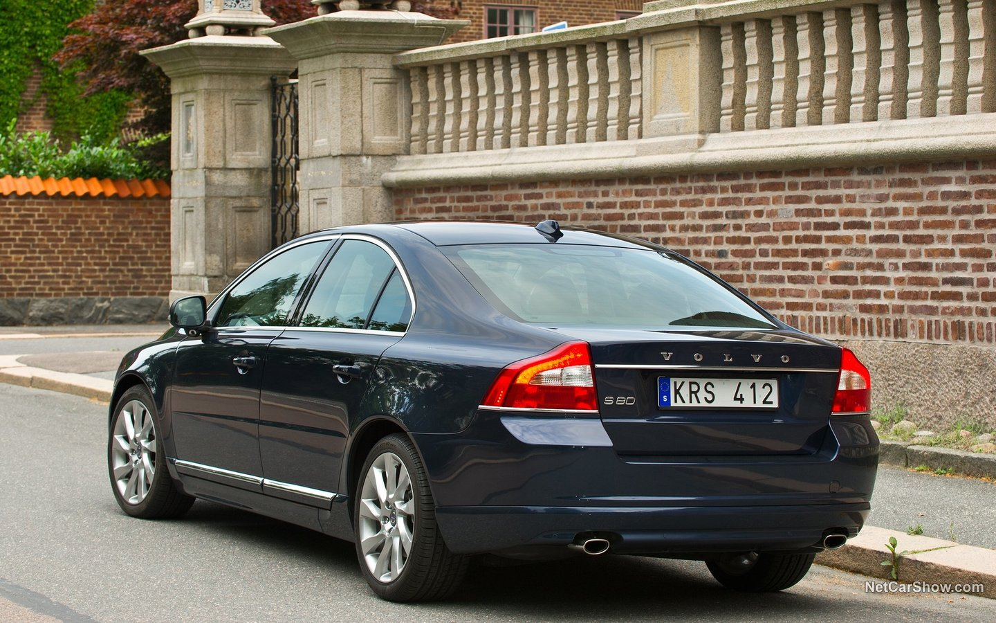 Volvo S80 2010 be07a1c2