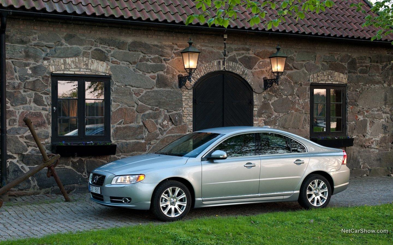 Volvo S80 2010 e27135e0