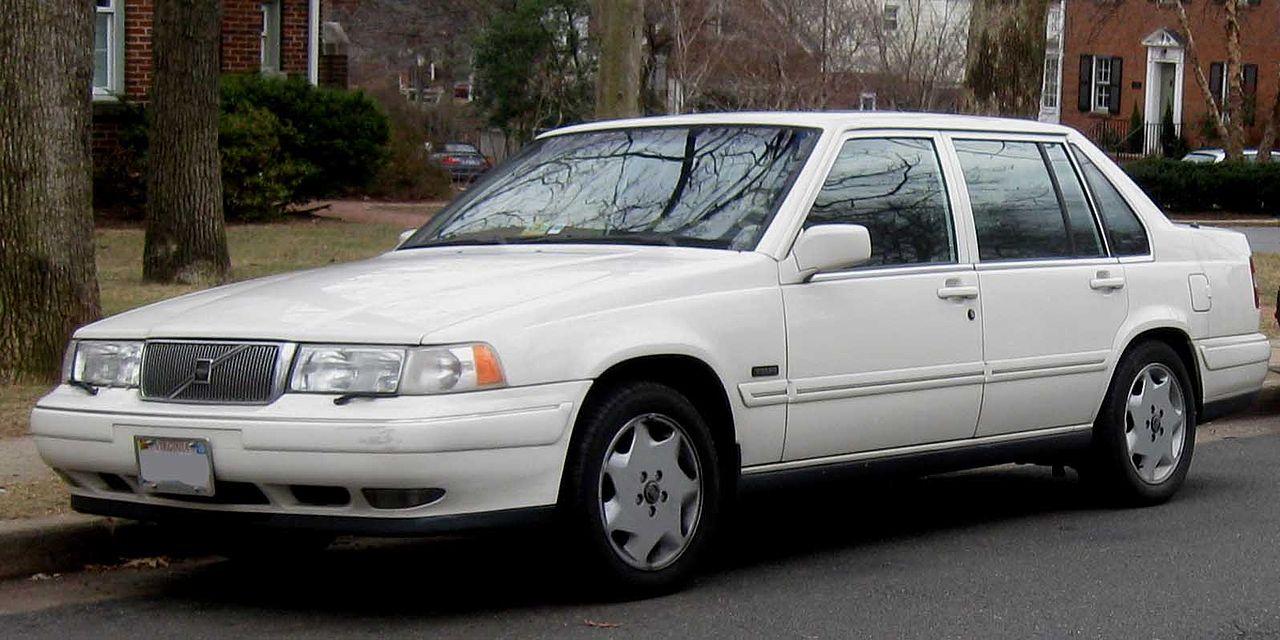 Volvo S90 1996 by IFCAR en