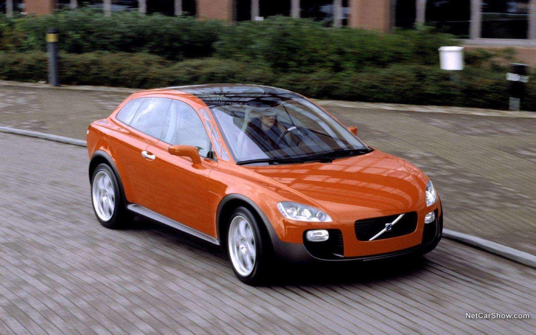 Volvo SCC Concept 2001 1397d5bf