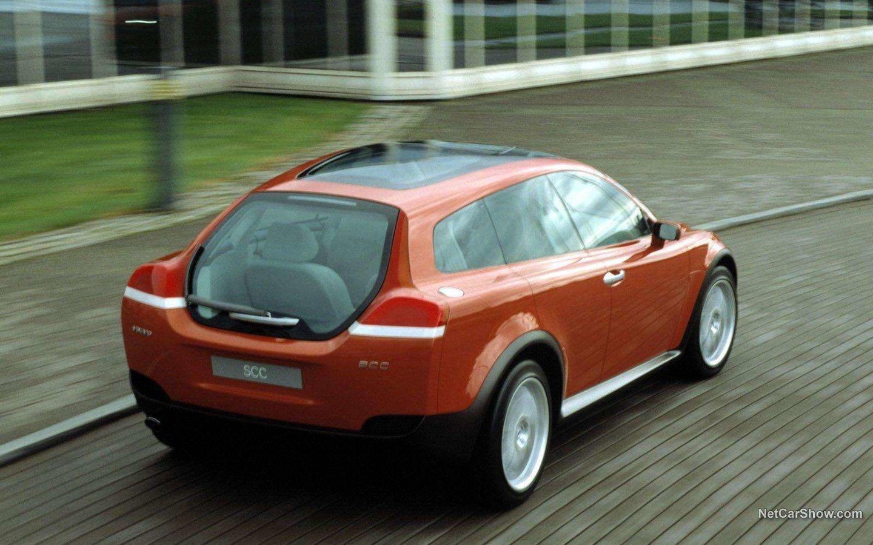 Volvo SCC Concept 2001 bde3fd48