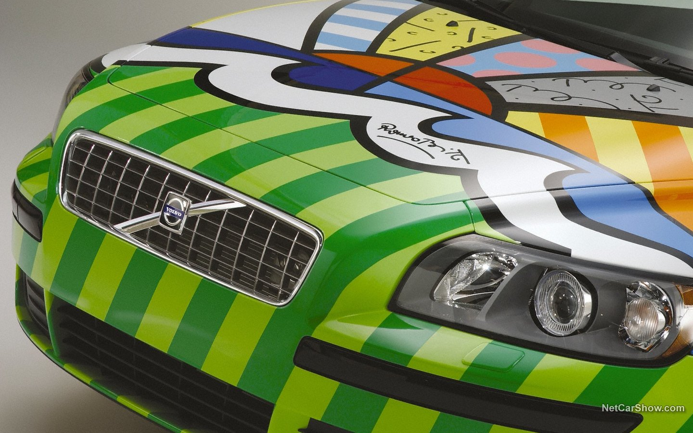 Volvo V50 Romero Britto 2004 690f77c6