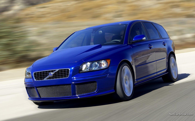 Volvo V50 SV Concept 2004 d4890976