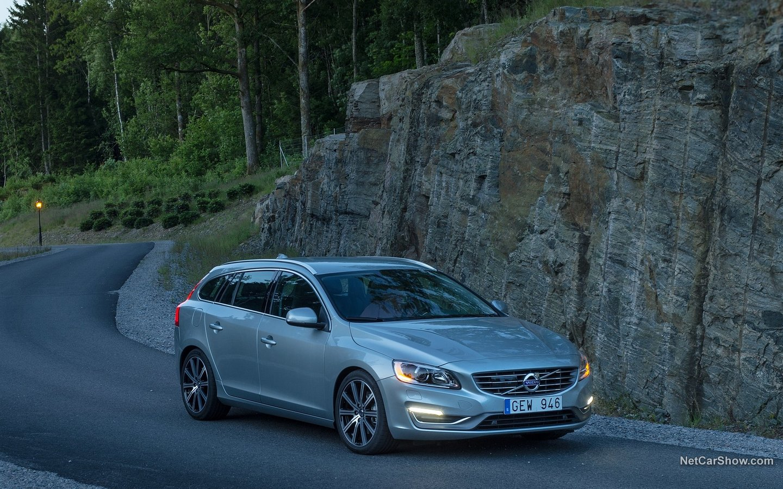 Volvo V60 2014 db3120ee