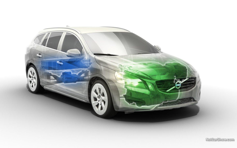 Volvo V60 Plug-in Hybrid 2013 7000bfbc
