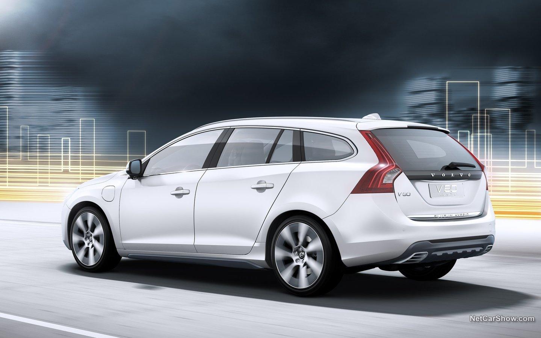 Volvo V60 Plug-in Hybrid 2013 e861fe21