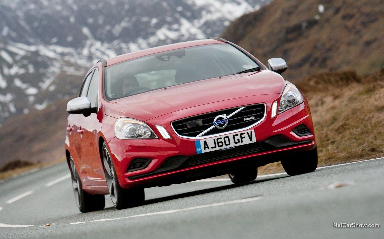Volvo V60 R-Design 2011 31e803cc