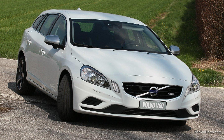 Volvo V60 R-Design 2011 b0a531a5