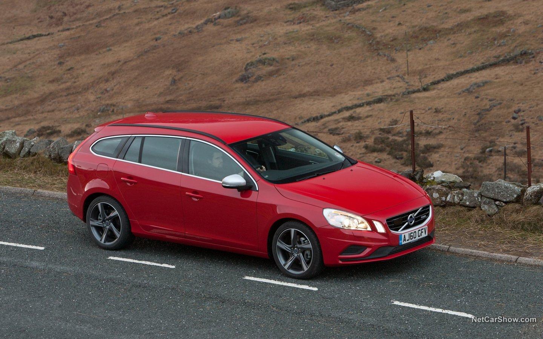 Volvo V60 R-Design 2011 dd8feaf7