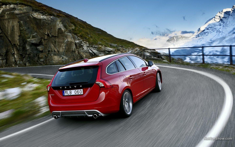 Volvo V60 R-Design 2011 e068ba32