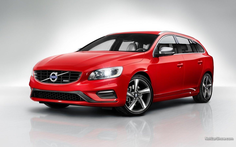 Volvo V60 R-Design 2014 409589c3