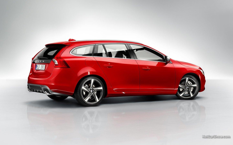 Volvo V60 R-Design 2014 47d7c100