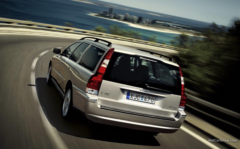Volvo V70 2007 be98c7e4