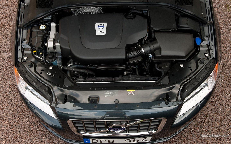 Volvo V70 2008 981b7095