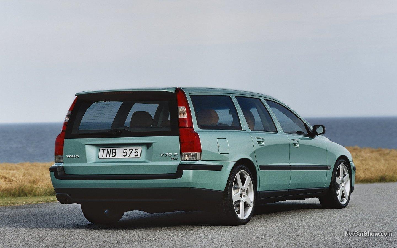 Volvo V70 R 2003 f529b306