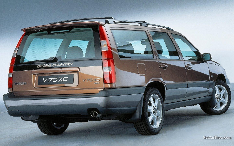 Volvo V70 XC 1999 ab786058