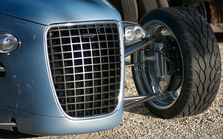 Volvo V8 Speedster Caresto Concept 2007 0be8ef4c