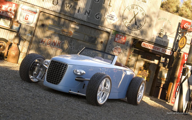 Volvo V8 Speedster Caresto Concept 2007 34f8a335