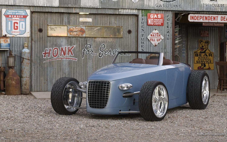 Volvo V8 Speedster Caresto Concept 2007 b1fea748