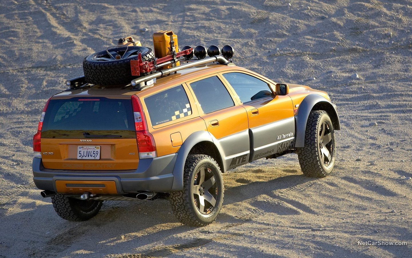 Volvo XC70 AT Concept 2005 b38a31a0