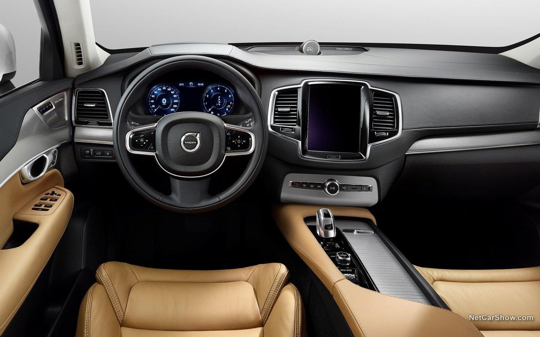 Volvo XC90 2015 21329535