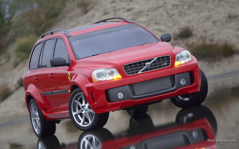 Volvo XC90 PUV Concept 2004 2b6f9f8b