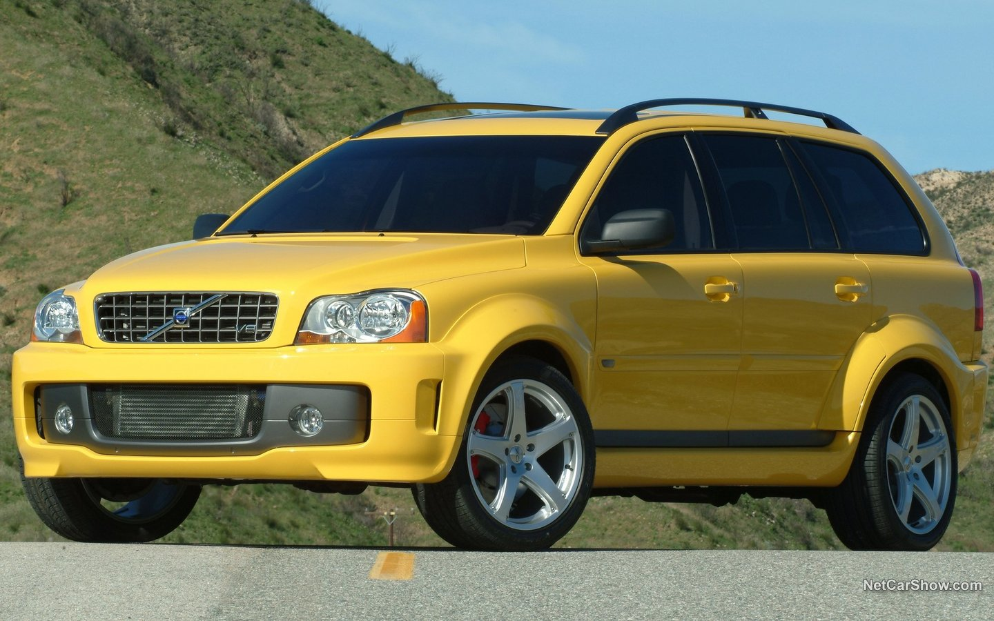 Volvo XC90 Supercharged V8 2005 70d3d35e