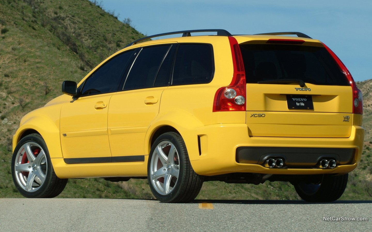 Volvo XC90 Supercharged V8 2005 8f73d0f6