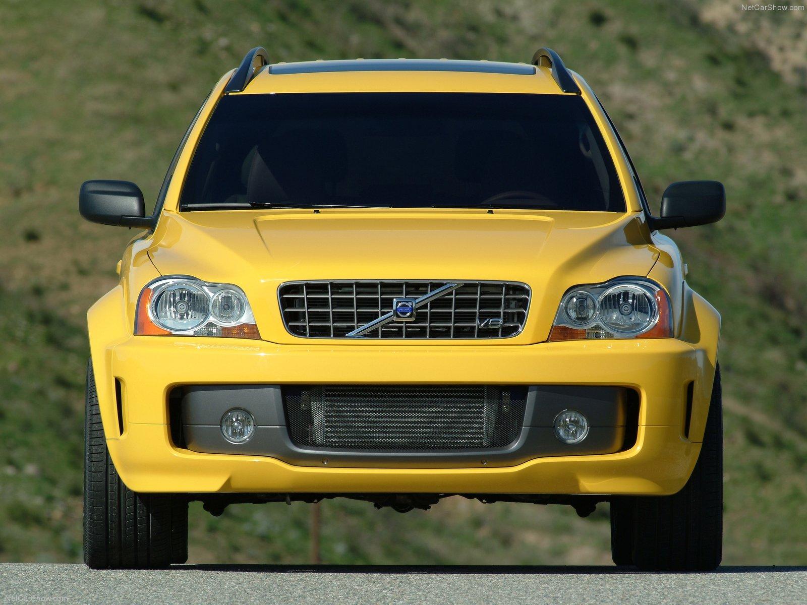 Volvo XC90 Supercharged V8 2005 Volvo-XC90_Supercharged_V8-2005-1600-0b