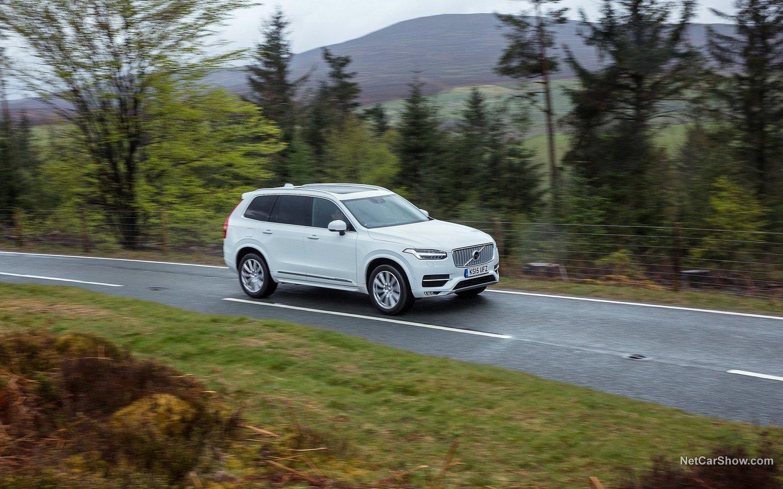 Volvo XC90 UK-Version 2015 19ec0321