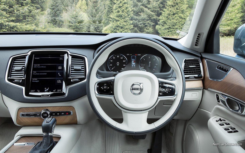 Volvo XC90 UK-Version 2015 25fe4547