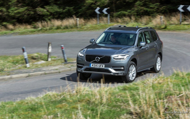 Volvo XC90 UK-Version 2015 50135661
